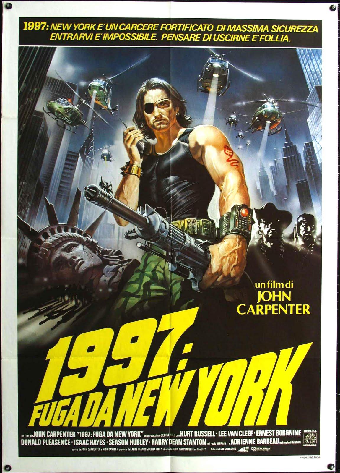 """1997: Fuga da New York"""