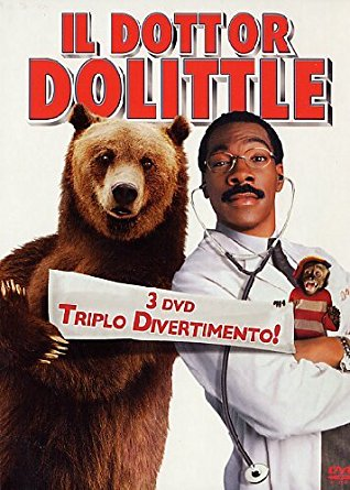 poster Fox il dottor dolittle