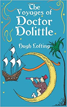 immagine copertina libro The Voyages of Doctor Dolittle