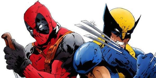 Deadpool (Ryan Reynolds), e Wolverine, (Hugh Jackman)