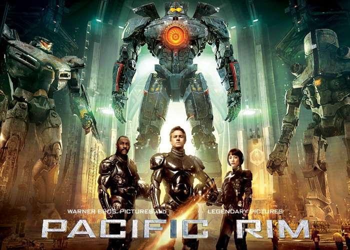 Pacific Rim, Guillermo del Toro