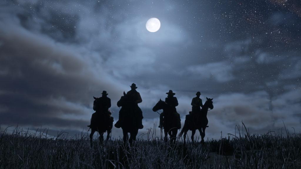 Red Dead Redemption 2 rinviato alla primavera del 2018, immagini