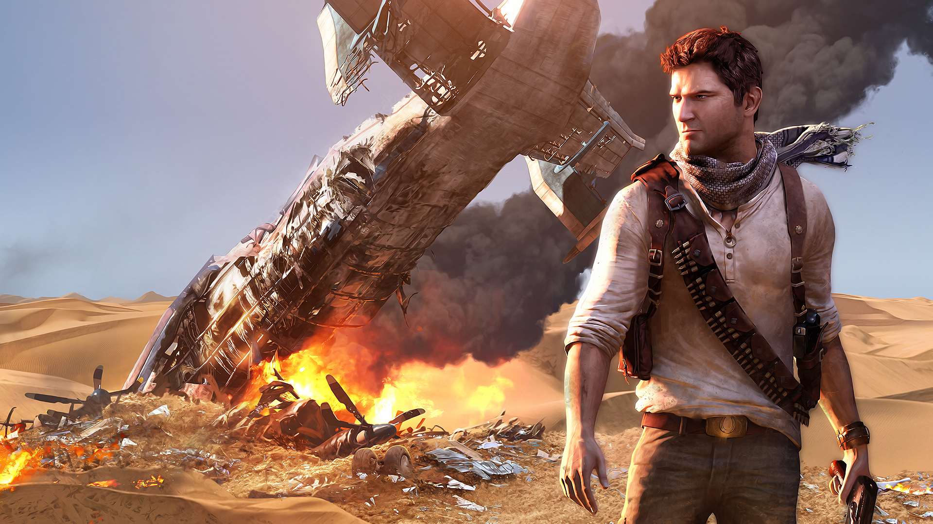 Il nuovo Spider-Man Tom Holland interpreterà Nathan Drake nel film di Uncharted
