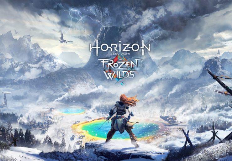 Sony Horizon The Frozen Wilds