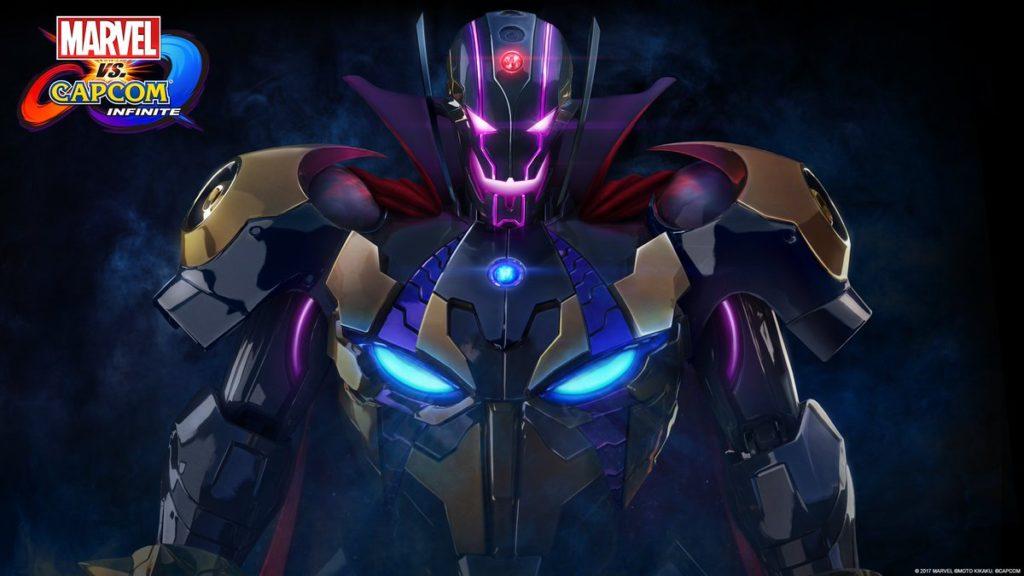 Sony MvC Infinite Ultron