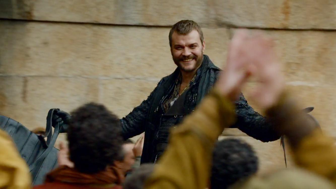 Games of Thrones, Euron Greyjoy
