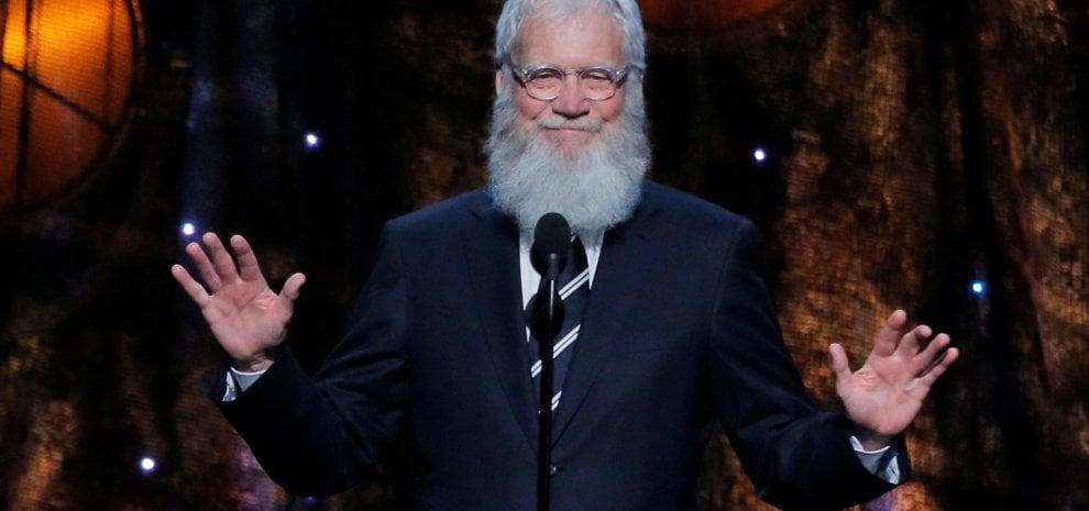 David Letterman, Netflix