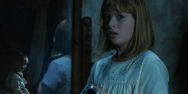 La bambina protagonista di Annabelle 2