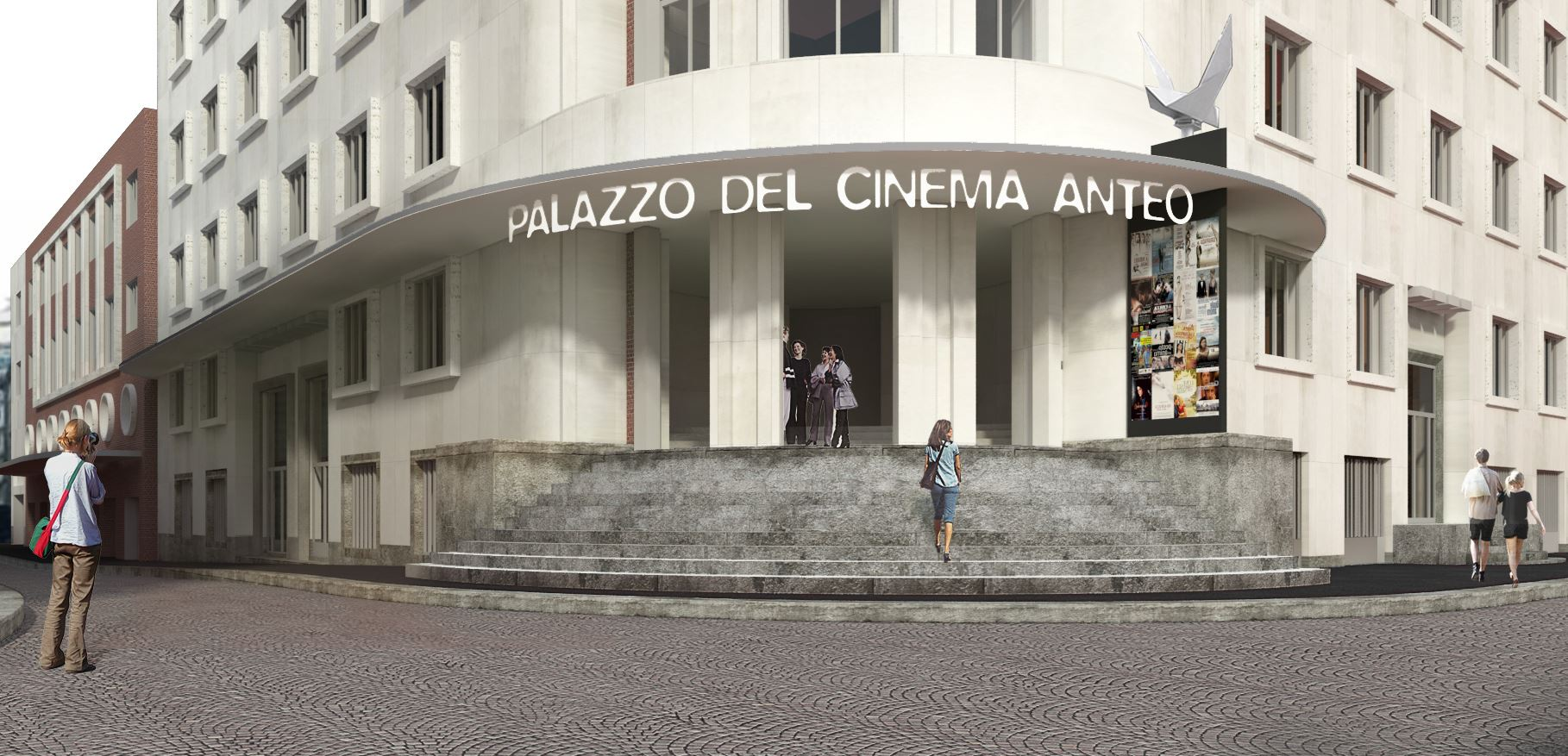 Anteo, Milano, Cinema