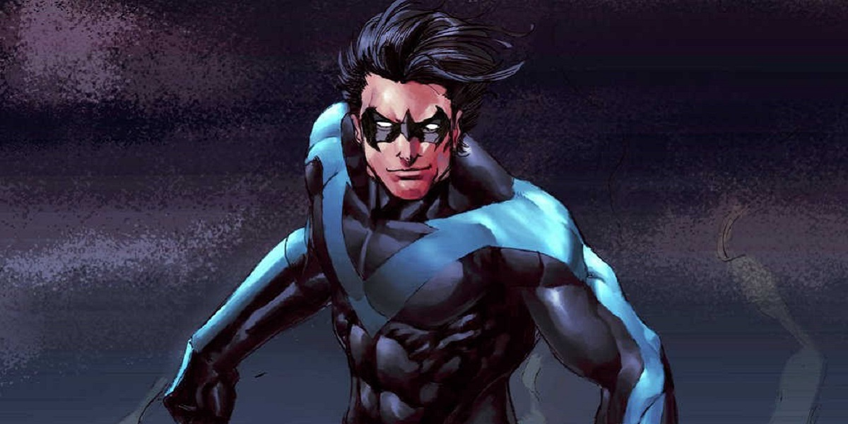 Il supereroe Nightwing