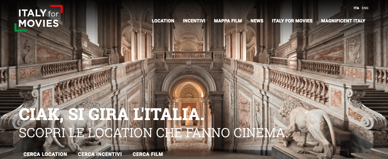 Italy for Movies