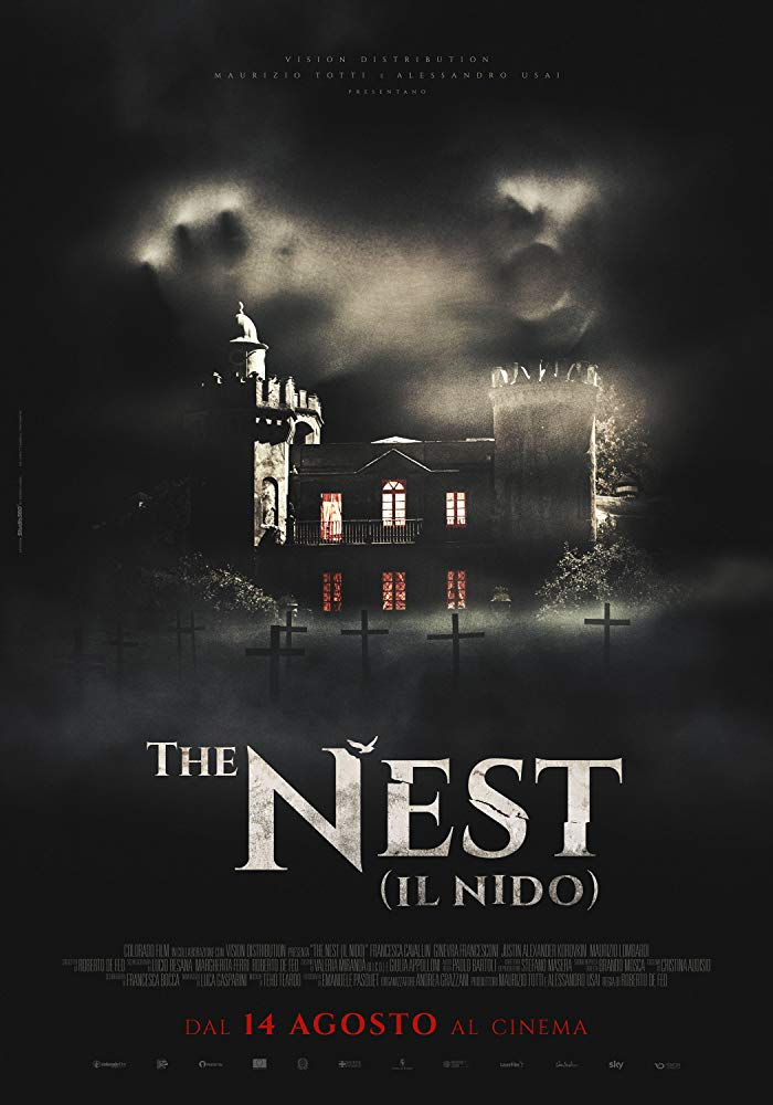 The Nest, locandina del film