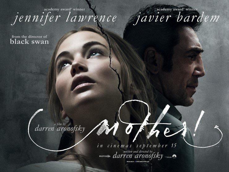 Madre! locandina del film