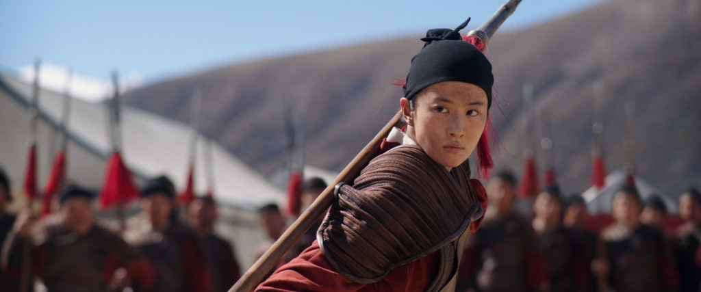 Mulan • Cinewriting