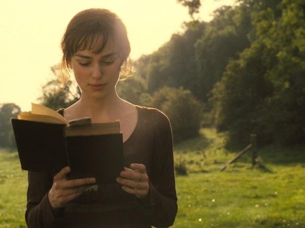 Keira Knightley dal film Orgoglio e pregiudizio