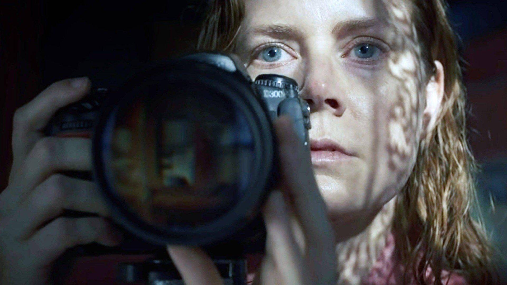 la donna alla finestra
