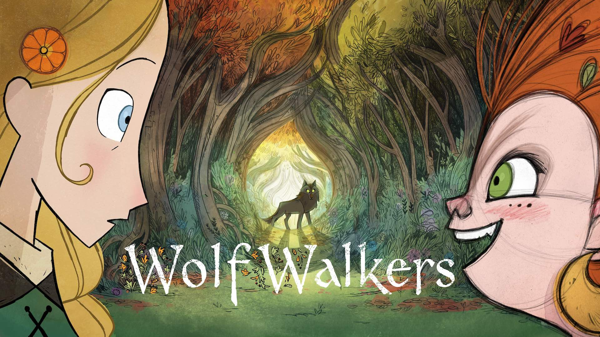Wolfwalkers Speciale Analisi Stile e Forme